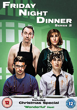 Friday Night Dinner - Series 2 (DVD) (C-12) DVD