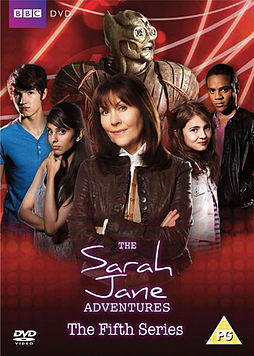 Sarah Jane Adventures Series 5 (DVD) (C-PG) DVD