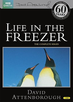 David Attenborough - Life In The Freezer (Repack) (DVD) DVD