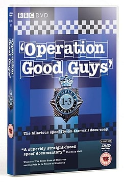 Operation Good Guys Complete Series 1-3 (DVD) (C-15) DVD