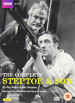 Steptoe & Son Complete Box Set (Repack) (DVD) (C-12) DVD