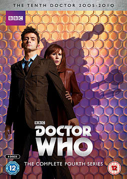 Doctor Who - Series 4 Box Set (Repack) (DVD) (C-12) DVD