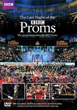 Last Night Of The Proms 2011 (DVD) DVD