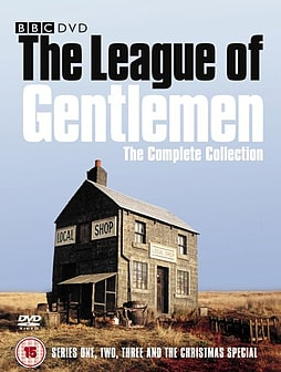 The League Of Gentlemen: Complete Collection Box Set (DVD) (C-15) DVD