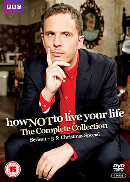 How Not To Live Your Life - Series 1-3 Boxset (DVD) (C-15) DVD