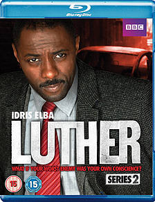 Luther - Series 2 (Blu-ray) (C-15) Blu-ray
