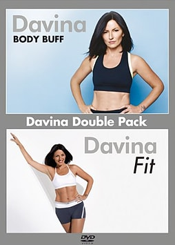 Davina: Fit/Body Buff Boxset (DVD) DVD