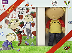 Charlie & Lola Gift Set 2011 - I Can't Stop Hiccupping! (Charlie Version) (DVD) DVD
