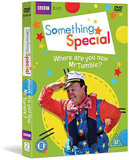 Something Special: Where Are You Now Mr Tumble? (DVD) (C-U) DVD