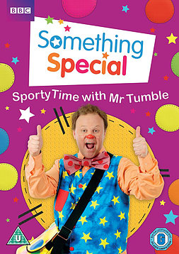 Something Special - Sporty Time With Mr Tumble (DVD) (C-U) DVD