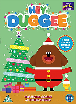 Hey Duggee ? The Tinsel Badge & Other Stories (DVD) (C-U) DVD