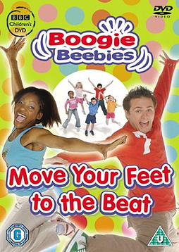 Boogie Beebies: Move Your Feet To The Beat (DVD) (C-U) DVD