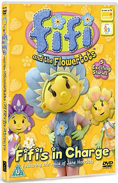 Fifi & The Flowertots: Fifi's In Charge (DVD) (C-U) DVD