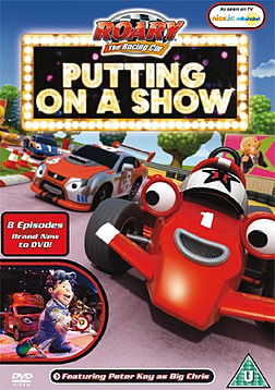 Roary The Racing Car: Putting On A Show (DVD) (C-U) DVD