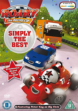 Roary The Racing Car: Simply The Best (DVD) (C-U) DVD