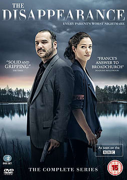 The Disappearance (DVD) DVD