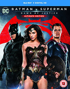 Batman Vs Superman: Dawn Of Justice Bd (Blu-ray) Blu-ray