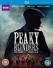 Peaky Blinders - Series 1 & 2 Box Set (Blu-ray) (C-18) Blu-ray