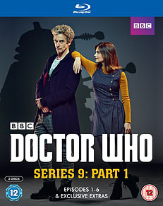 Doctor Who - Series 9 Part 1 (Blu-ray) (C-12) Blu-ray