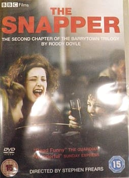 The Snapper (DVD) (C-15) DVD