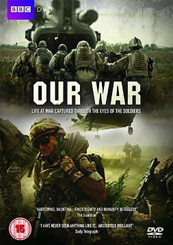 Our War (DVD) (C-15) DVD