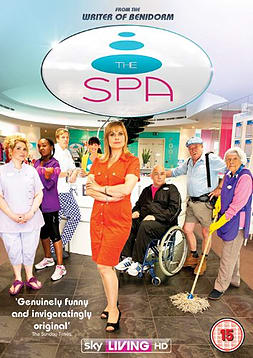 The Spa (DVD) (C-15) DVD
