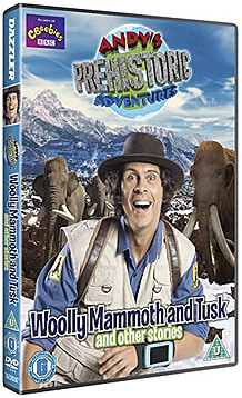 Andy's Prehistoric Adventures - Woolly Mammoth And Tusk (DVD) DVD