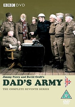 Dad's Army Series 7 (DVD) (C-U) DVD