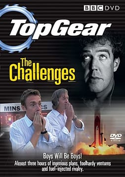 Top Gear: The Challenges (DVD) DVD