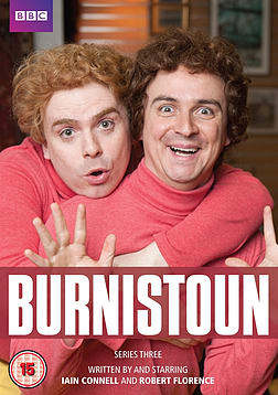 Burnistoun - Series 3 (DVD) (C-15) DVD