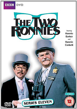 The Two Ronnies Series 11 (DVD) (C-12) DVD