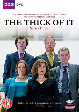 The Thick Of It Series 3 (DVD) (C-15) DVD