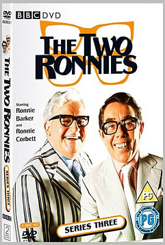 The Two Ronnies Series 3 (DVD) (C-PG) DVD