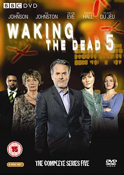 Waking The Dead Series 5 (DVD) (C-15) DVD
