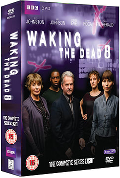 Waking The Dead Series 8 (DVD) (C-15) DVD