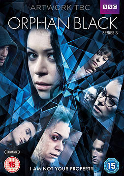 Orphan Black - Series 3 (DVD) (C-15) DVD