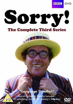 Sorry Complete Series 3 (DVD) (C-PG) DVD