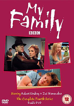 My Family Complete Series 4 (DVD) (C-12) DVD