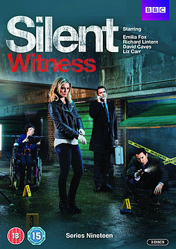 Silent Witness - Series 19 (DVD) (C-18) DVD