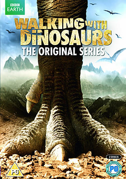 Walking With Dinosaurs (Repack) (DVD) (C-PG) DVD