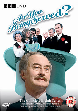 Are You Being Served? Series 8 (DVD) (C-12) DVD