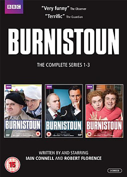 Burnistoun - Series 1-3 Boxset (DVD) (C-15) DVD