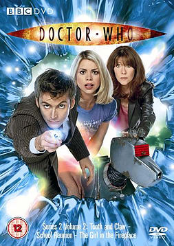Doctor Who: Series 2 Volume 2 (DVD) (C-12) DVD