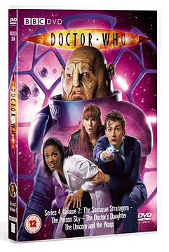 Doctor Who: Series 4 Volume 2 (DVD) (C-12) DVD