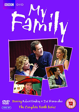 My Family Complete Series 10 (DVD) (C-12) DVD