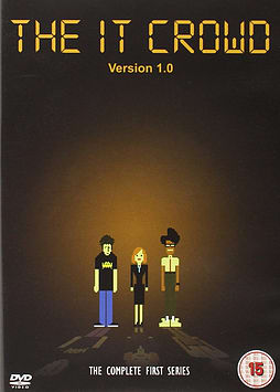 The It Crowd Series 1: Version 1.0 (DVD) (C-15) DVD