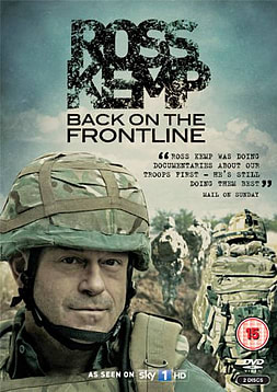 Ross Kemp: Back On The Front Line (DVD) (C-15) DVD
