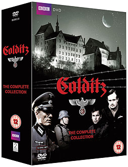 Colditz: The Complete Collection (DVD) (C-12) DVD