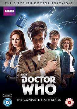 Doctor Who - Series 6 Box Set (Repack) (DVD) (C-12) DVD
