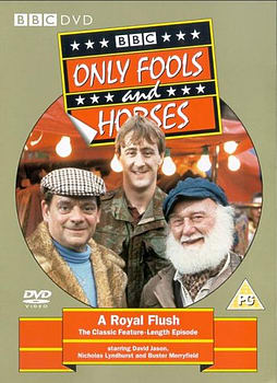 Only Fools And Horses: A Royal Flush (DVD) (C-PG) DVD
